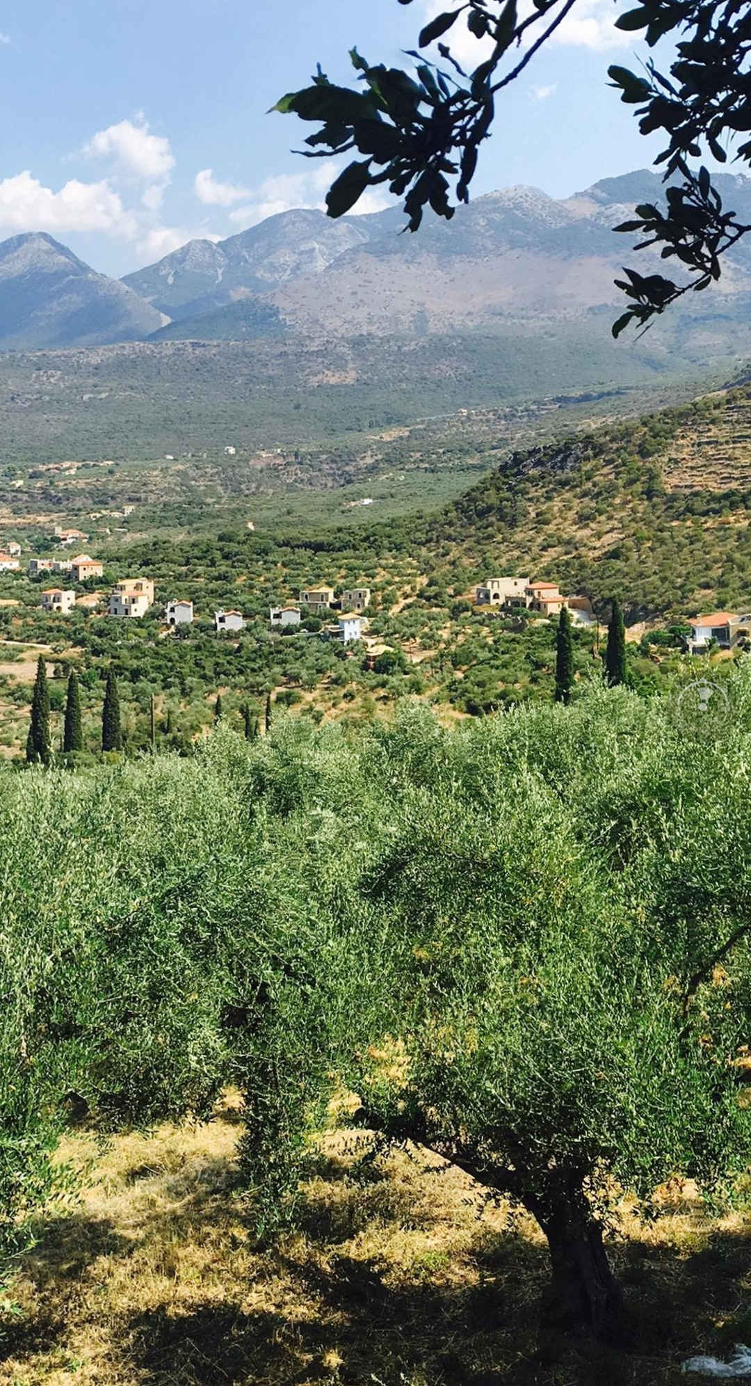 Beautiful nature in the Mani Peloponnese, Messinia. A week in Greece to explore the Mani.